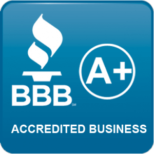 Tactical Towing & Recovery is accredited with an A+ rating by the Better Business Bureau