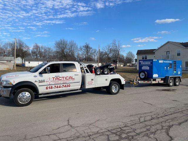 Tactical Towing General Towing in Belleview Illinois